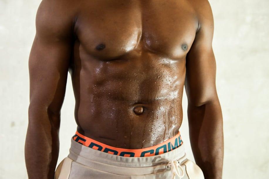 Gezielt abnehmen an bestimmten Körperstellen