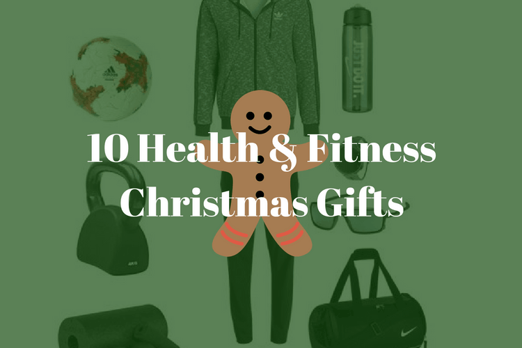 10 Health & Fitness Christmas Gifts