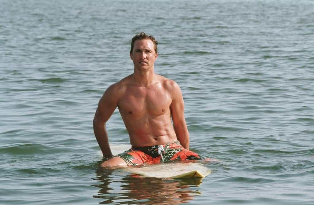 Training von Matthew McConaughey